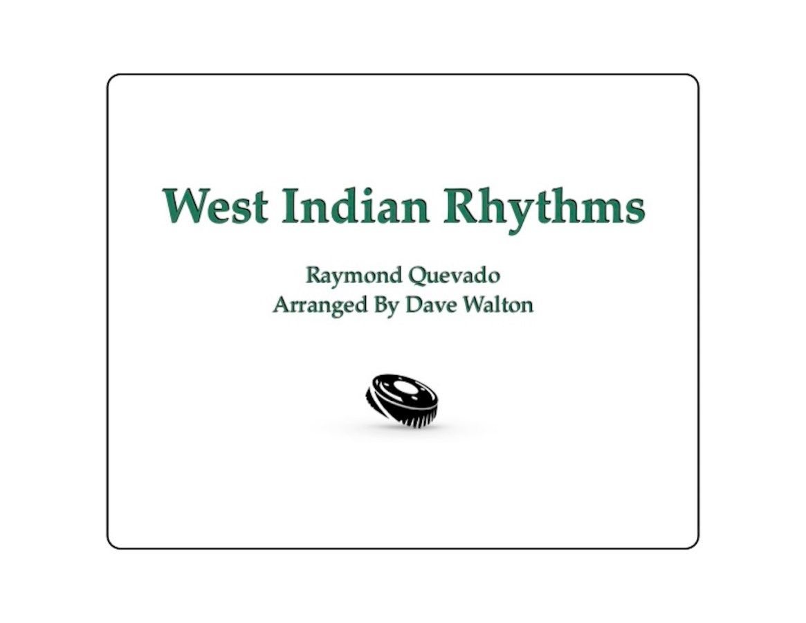 Website Cover- West Indian Rhythms