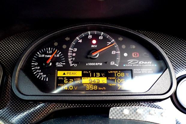 Top Secret Toyota Supra with a twin-turbo 1GZ-FE V12