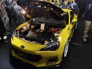 JUN Subaru BRZ With A Synergy V8