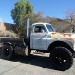 1949 Dodge Truck With A Cummins 6bt Diesel Engine Swap Depot