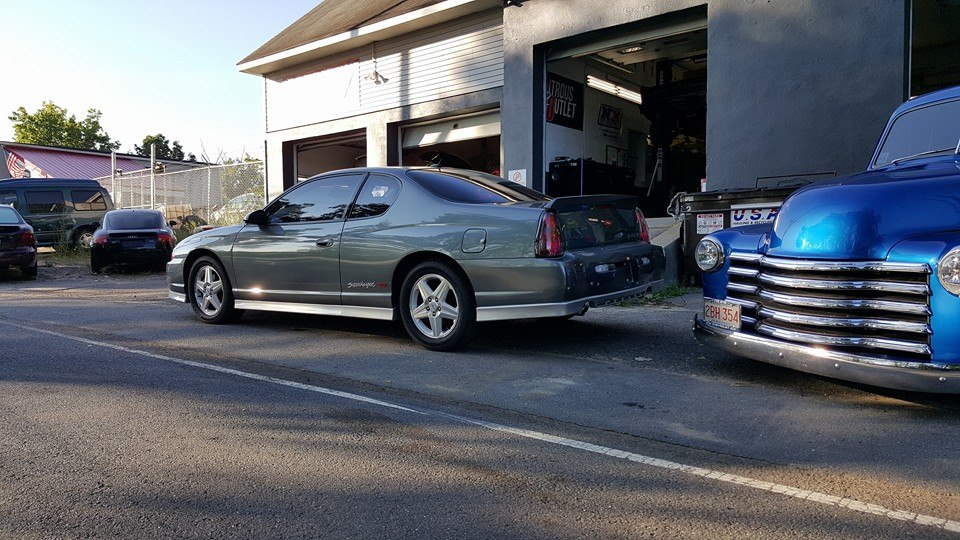 2005 Monte Carlo SS with a Turbo LS4