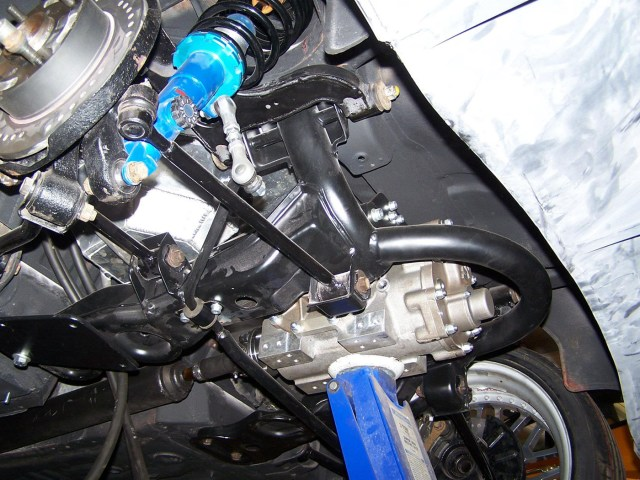 Suzuki Cappuccino with a turbocharged Hayabusa 1.3 L inline-four