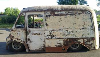 For Sale: 1953 International Harvester Metro Van with a LSx