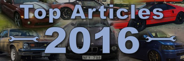 Top Articles of 2016