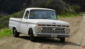 1965 f250 frame swap