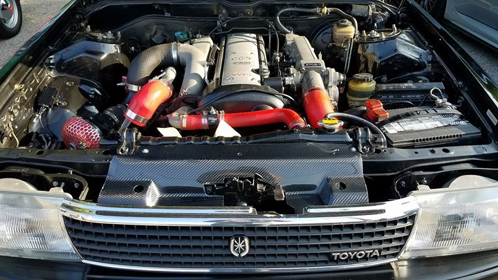 For Sale Cressida With A 1jz Gte Inline Six Engine