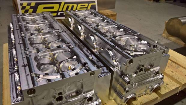 Elmer Racing Thor 4.0 L inline-four