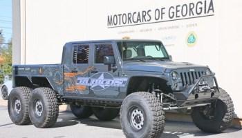 Jeep Quicksand with a 392 HEMI V8 – Engine Swap Depot