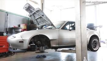 Jaguar/Duratec V6 Swap Kit for Mazda MX-5 – Engine Swap Depot