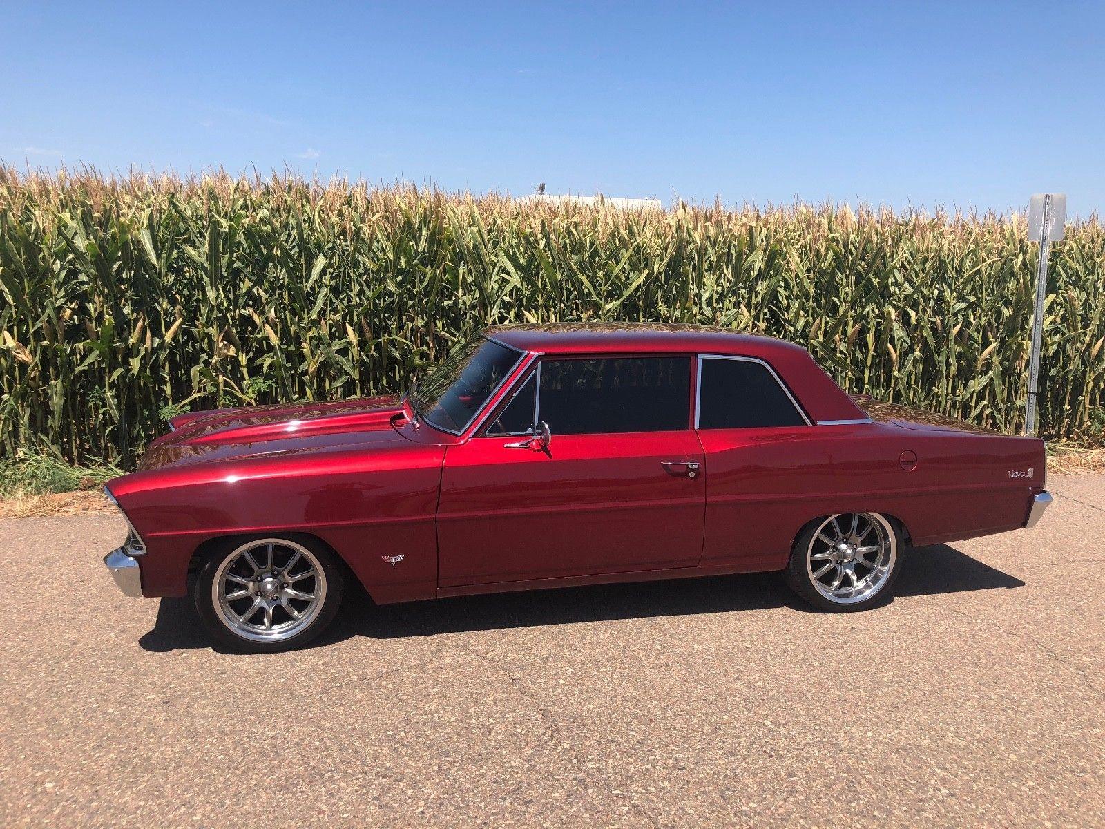 1967 Nova Rear End Swap