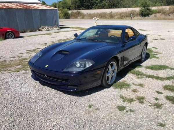 Ferrari F550 Maranello with a Twin-Turbo LSx V8