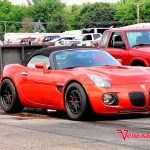 2008 Pontiac Solstice With A Supercharged Ls3 V8 Engine Swap Depot