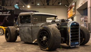Ford Flathead Supercharger