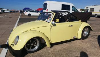 For Sale: 1976 Beetle with a 2332 cc Flat-Four and Camaro