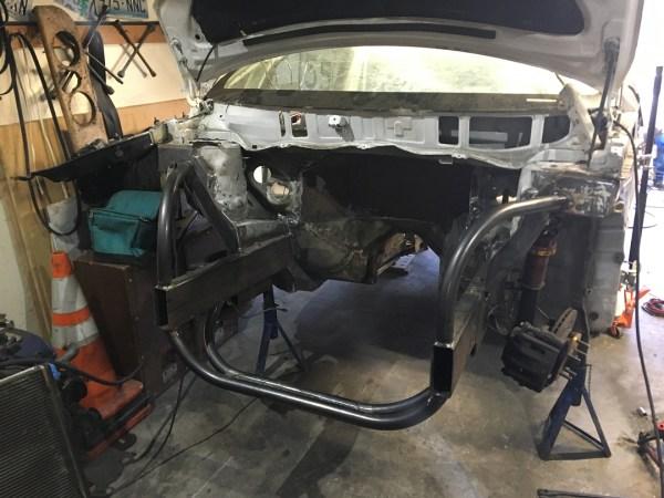 RWD Prius with a Turbo 1JZ-GTE Inline-Six