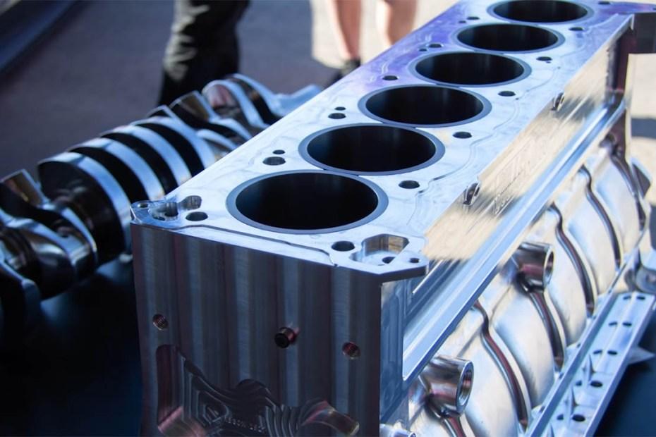 Bullet Race Engineering Billet RB30 Block