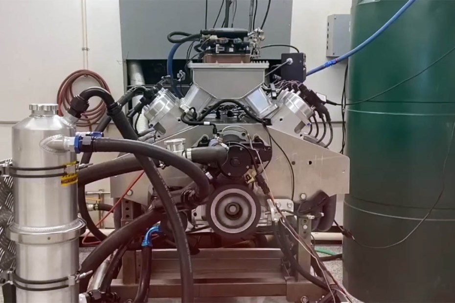 Spinal Tap 11000 rpm LS7 V8