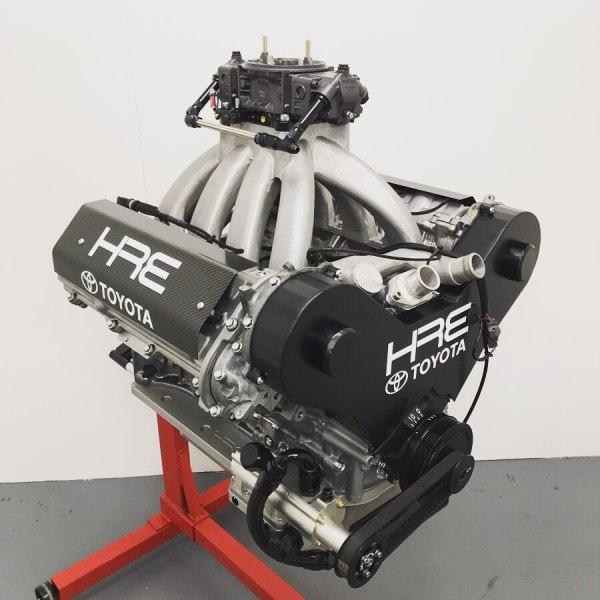 Hughes Race Engineering Superstock 1UZ V8