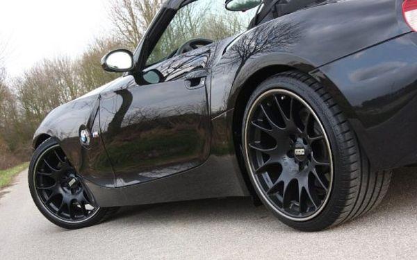 BMW Z4 with a S85 V10