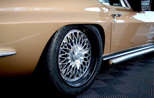 1964 Corvette with a Supercharged LT4 V8