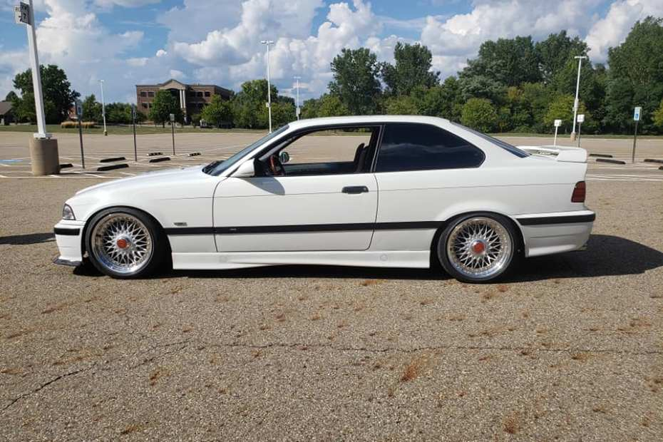 1998 BMW M3 with a Turbo LS1 V8