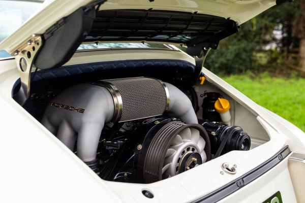 Porsche 964 with a 4.0 L flat-six