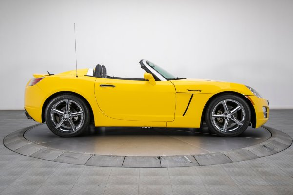 2007 Saturn Sky with a LS2 V8