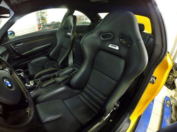 AWD BMW E82 with a Twin-Turbo S63 V8