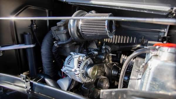 1941 Dodge Power Wagon built by Weaver Customs with a Cummins 4BT inline-four