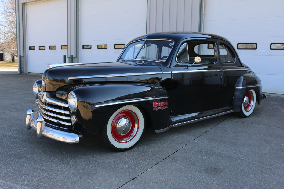 1948 Ford with a LS1 V8
