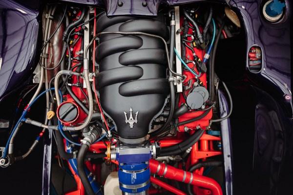 1996 TVR Cerbera with a Maserati V8