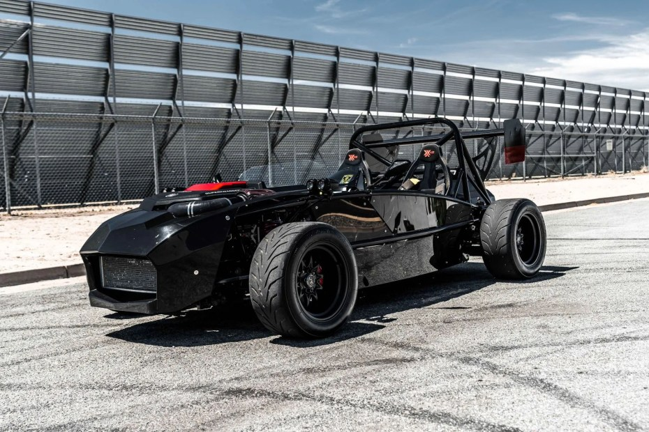 2015 Exomotive Exocet Sport built by Flyin' Miata with a supercharged LSA V8