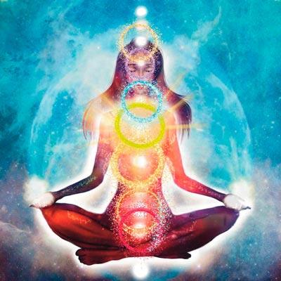 7 primære chakraer
