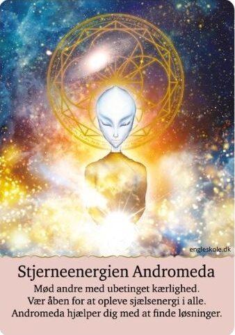 Stjerneenergien Adromeda