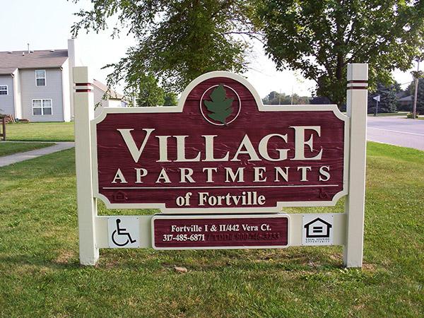 Village Apartments of Fortville I