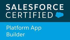 Salesforce Certified Platform App Builder