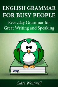 English Grammar Ebook