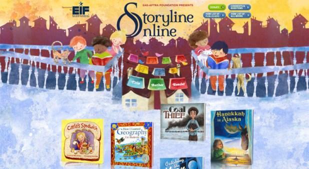 تعليم الانجليزية بواسطة القصص