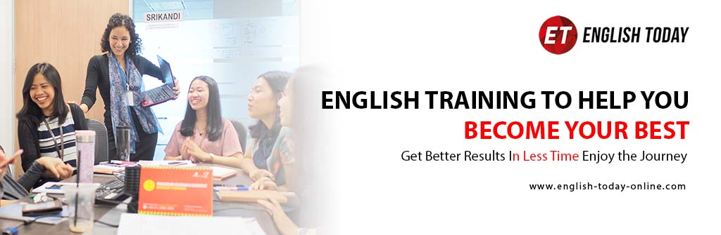 English teacher Tangerang