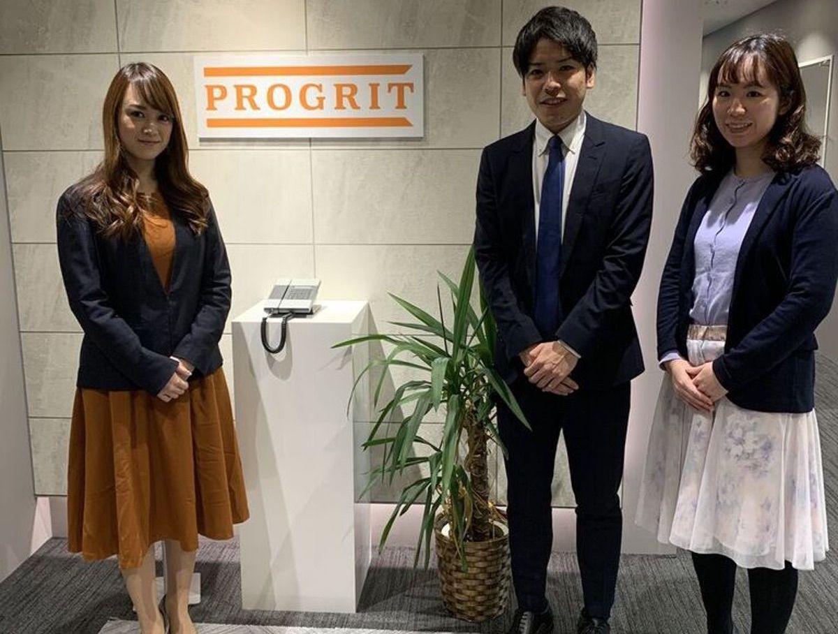 PROGRIT西梅田校のコンサルタント