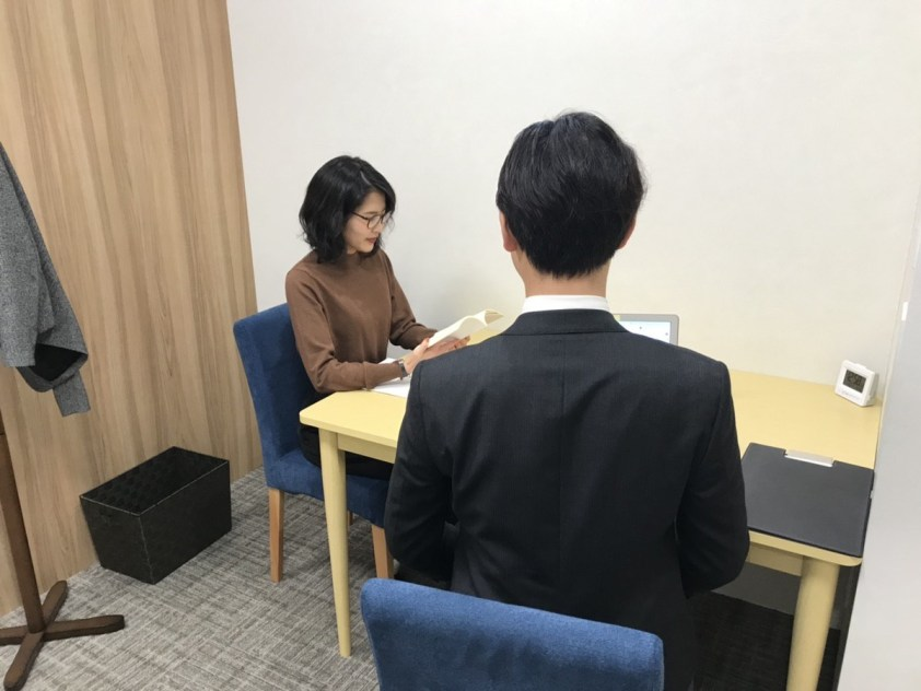 PROGRIT新宿校のレッスンルーム