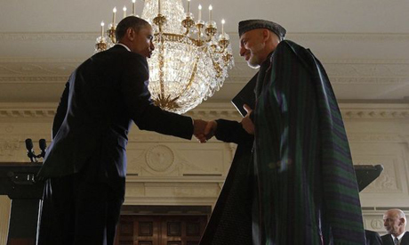 CIA gave millions in cash to Karzai over the years: Report ...