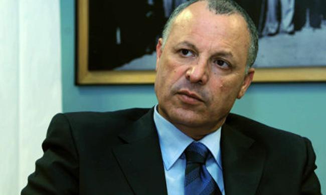 Egyptian Football Association president Hani Abo Rida (Al-Ahram)