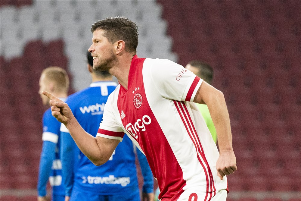 ajax beat pec zwolle after exellent