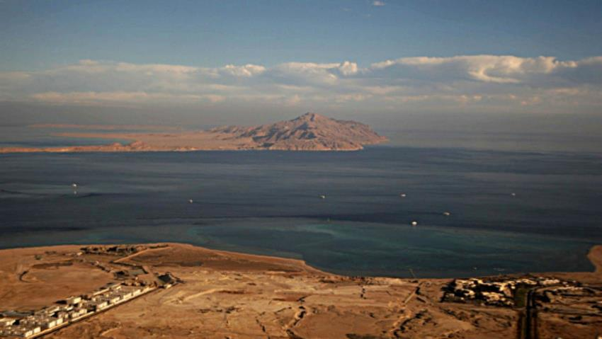 "Saudis Guarantee Freedom of ""Israelis"" Passage in Tiran Straits!"