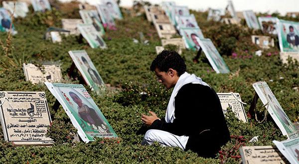 More than a 1000 Days of War on Yemen [Photos]