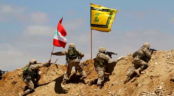 Hezbollah Fighters