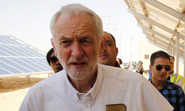 UK Labour Party Official Jeremy Corbyn