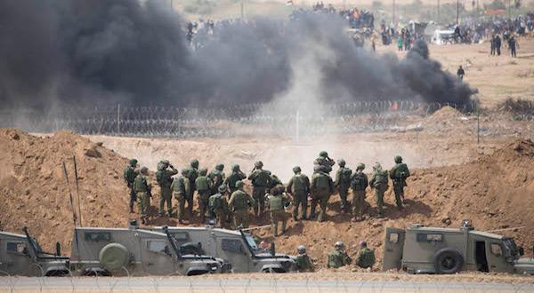 """Israeli"" soldiers"