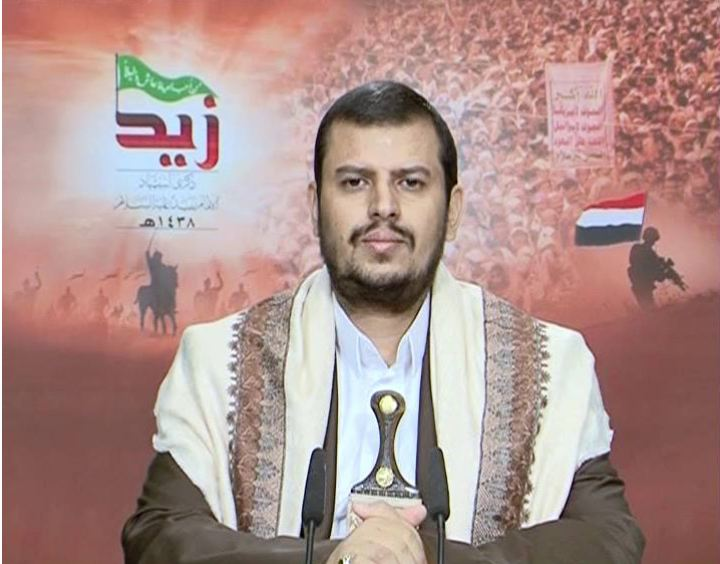 The leader of Yemen's Ansarullah movement Sayyed Abdul-Malik al-Houthi